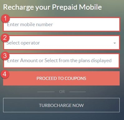mobile number or amount bhare recharge karne ke liye