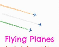 Flying Planes Make Indian Flag on Website Widget ko kaise add karte hai blogger me uski puri jaankari hindi me
