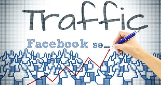 Facebook Ke Dwara Apne Blog ki Traffic Kaise Badaye