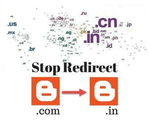 Blogspot.com Country Specific Domain Redirect band kare image