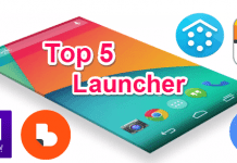 Android Phone ke liye Top 5 Best launcher App