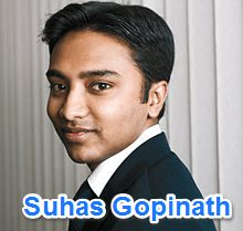 Suhas Gopinath World's Youngest CEO ki success story hindi me