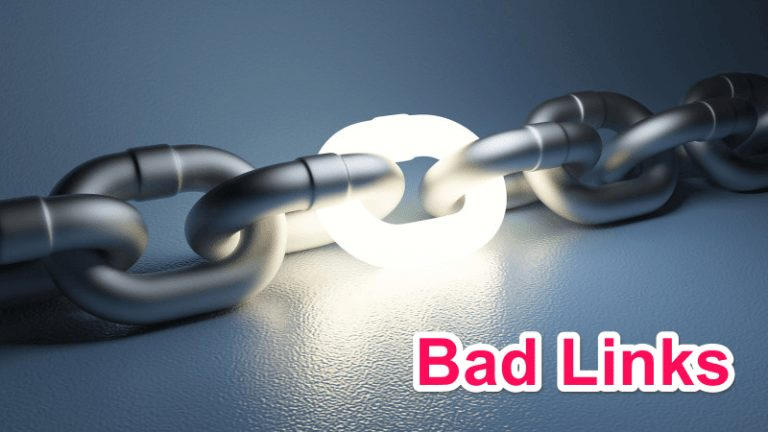 Bad Link Building Strategies se Kaise Bachaye Site [SEO Tips]