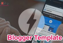 Blogspot Blog ko SuperFast Load kare AMP Template use karke