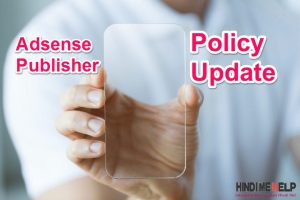 Good News For Adsense Publisher [Page Level Policy Update]