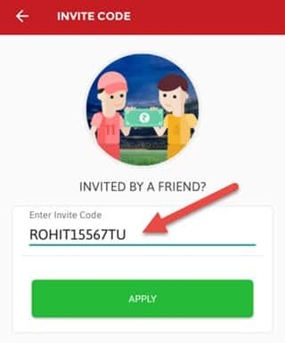 dream11 me refer code dale