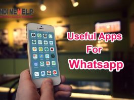 Best Application for Whatsapp User Hindi Me Help