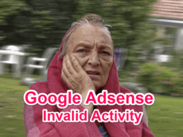 what is Google Adsense Invalid Activity, How Fill Invalid Click Activity Form in Hindi