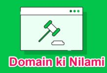 Domain ko Godaddy Auction me Sell karke Paise Kamaye