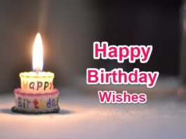 Happy Birthday Wishes in Hindi Song, SMS, Shayari, Quotes, Status