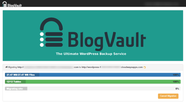 blogvault se file transfer kare wordpress ki