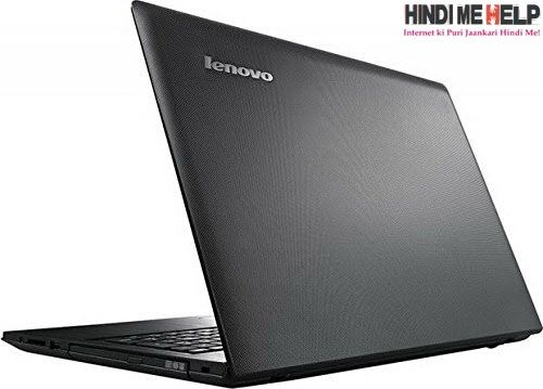 Lenovo IdeaPad 100 best laptop unber 30k for blogger youtuber