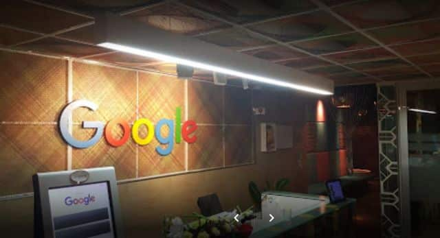 Google Office Mumbai india