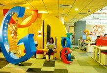 Google india head office Gurgoan