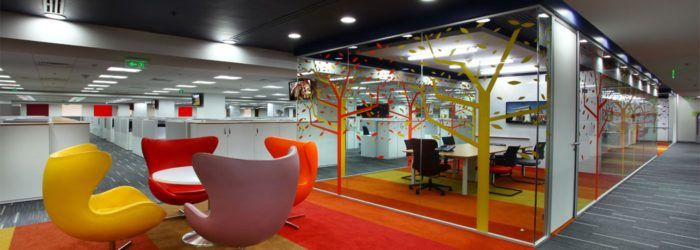 google office in bangalore india detail