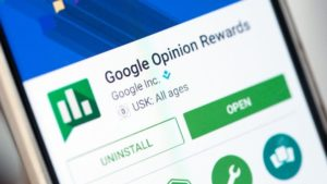 google oppinion rewards play store download and earn