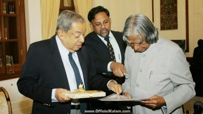 Dr Kalam salary to PURA
