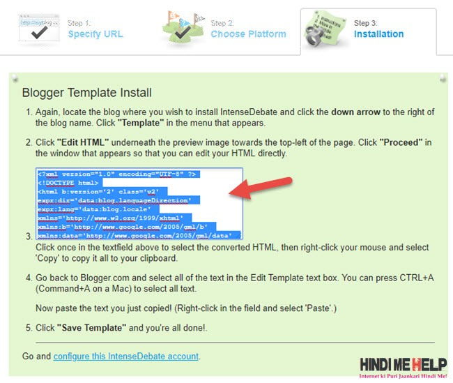 wordpress comment blogger template download kare
