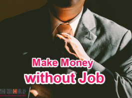 make money without job