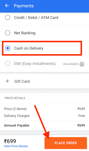 Flipkart Free Delivery Trick 2021 Step by Step in Hindi - Internet