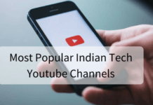 Top 10 Tech Youtubers in India 2019