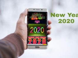 New Year Wishing Website Script Download