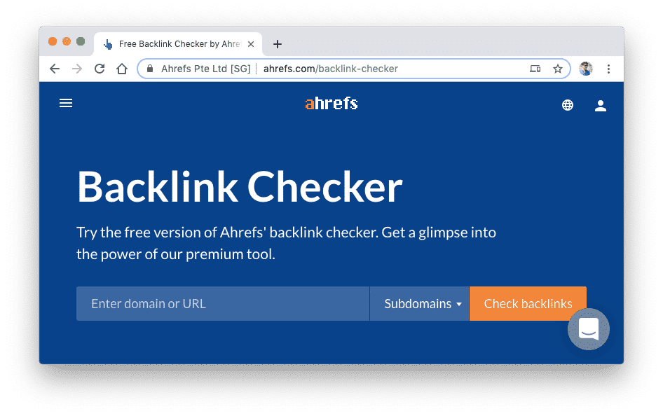 Top 10 Best Free Backlink Checker Tools in Hindi - tegory%
