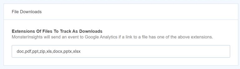 Track File Download in Google Analytics (Easy Way) - Hindi Me Help